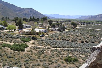 Onyx, California - Overview of Onyx, CA