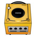 Orange GameCube icon.png