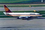 Orion Airways Boeing 737-2T5-Adv G-BHVH (27122375412).jpg