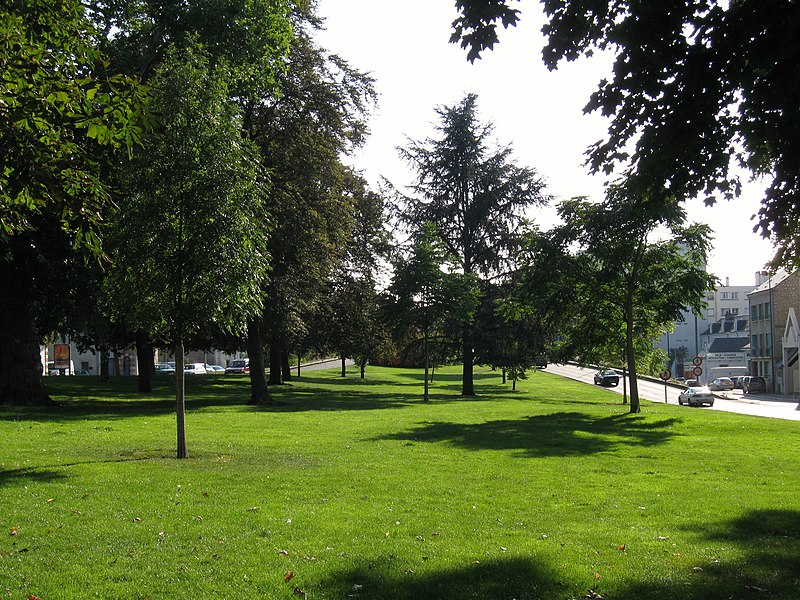 Boulevard Rocheplatte, Orléans, Loiret, France