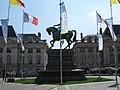 Orléans place du Martroi 3.jpg