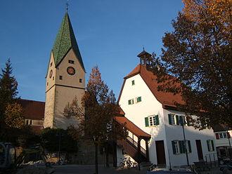 Hildrizhausen - Image: Ortskern Hildrizhausen