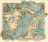 Valstybes prie baltijos juros uostai