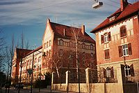 one of the schools in Germany