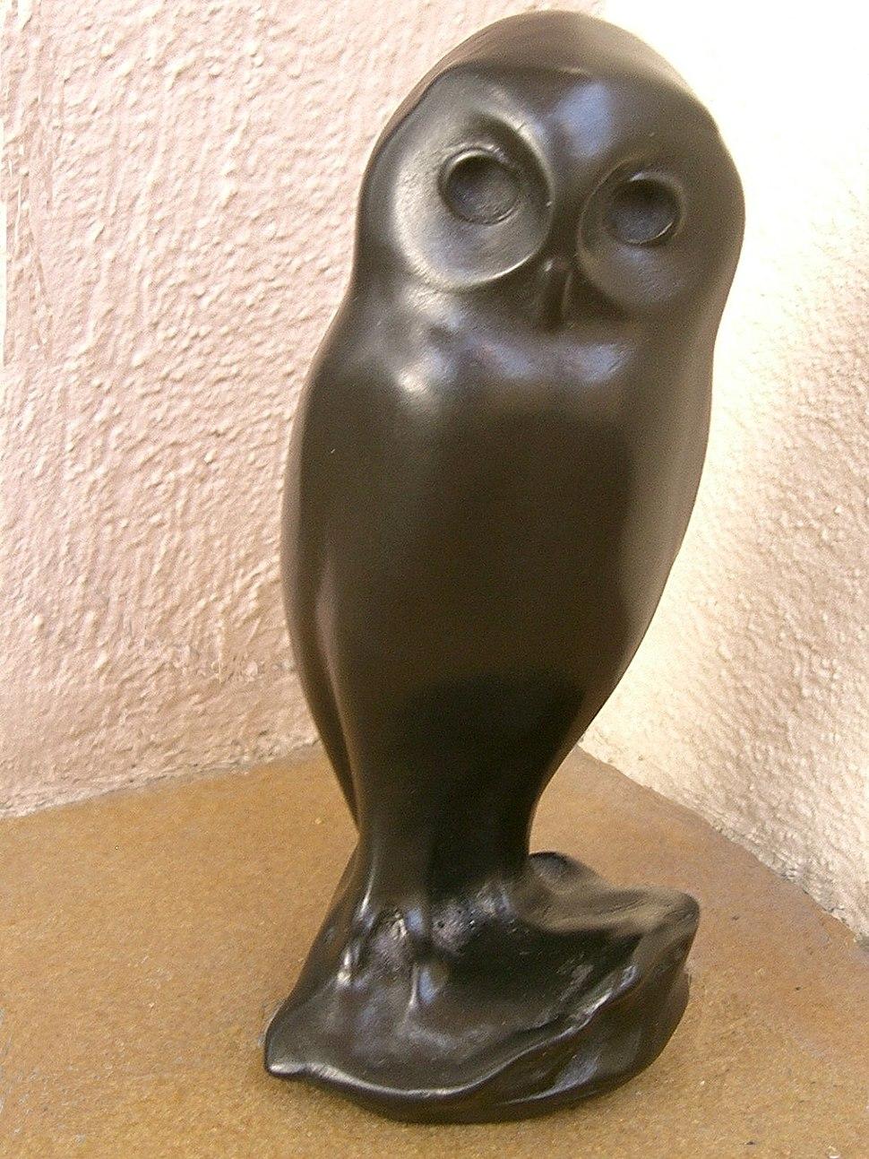 Owl - Chouette - François Pompon