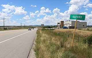 Oxford, Colorado human settlement in Colorado, United States of America