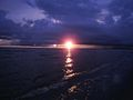 Päikeseloojang Pärnu rannas.JPG