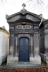 Tomb of Houel and Delaunay
