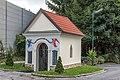 Pörtschach Winklern Gaisrückenstraße Ostermann Kapelle W-Ansicht 25082019 7035.jpg
