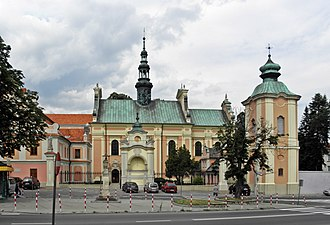 Sandomierz - Saint Michael the Archangel's Church