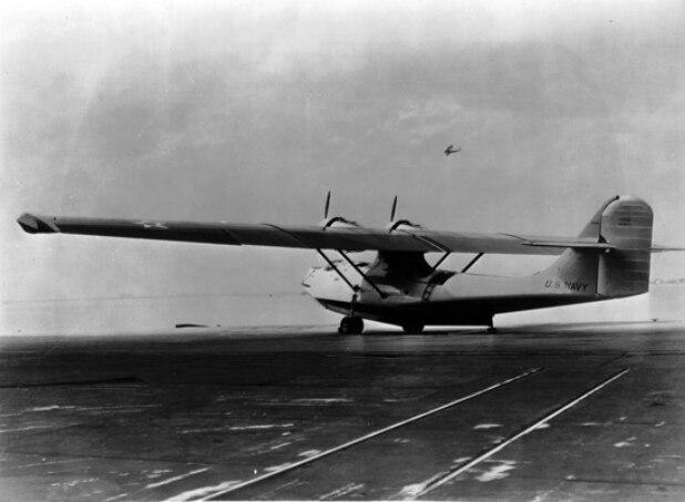 PBY-XP3Y-1 prototype NAN7-61