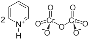 Cornforth reagent - Image: PDC