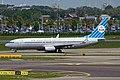 PH-BXA 3 B737-8K2W KLM(Retro) AMS 12MAY09 (6439029737).jpg