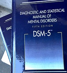 Manual Diagnóstico Y Estadístico De Los Trastornos Mentales Wikipedia La Enciclopedia Libre
