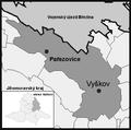Pařezovice mapa.png