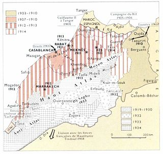 French conquest of Morocco