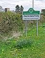 Packington sign and church - geograph.org.uk - 790071.jpg