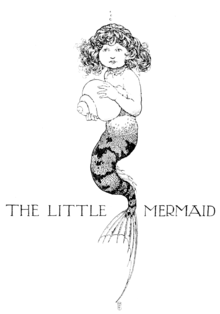 alt=THE LITTLE  MERMAID