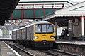 Paignton - GWR 143618+143611 Exmouth service.JPG