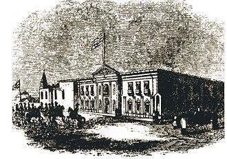 Constituent Assembly of Costa Rica - Image: Palacio Nacional de Costa Rica (2)