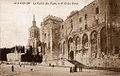 Palais des papes en 1916.jpg