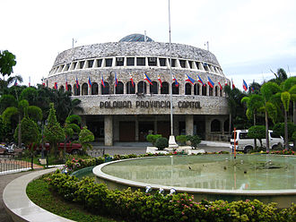 Palawan - Palawan Provincial Capitol