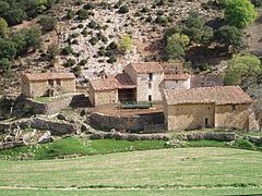 A Masia In Castellon Masies Evolved From Roman Houses