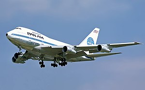 Boeing 747SP - Boeing 747SP of launch customer Pan American World Airways at London Heathrow Airport in 1978