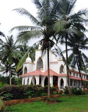 Panamaram - Padre Church