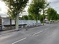 Panneaux électoraux, Avenue des écoles (Saint-Maurice-de-Beynost).jpg