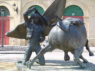Paquirri Spanish bullfighter