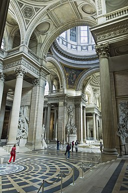 Paris-Pantheon-Interieur