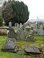 Parish church of Church of St Bridget at Llansantffraid Glyn Dyfrdwy (later re-named Carrog), Sr Ddinbych, Wales 32.jpg