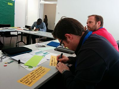 Participation at Evaluation workshop - WMCON 2015 09.jpg