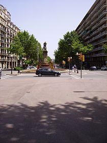 Passeig de Sant Joan Barcelona Catalonia.JPG