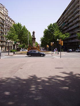 image illustrative de l'article Passeig de Sant Joan