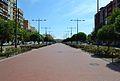Passeig del carrer d'Almassora de València.JPG