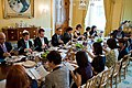 Passover Seder Dinner at the White House 2011.jpg