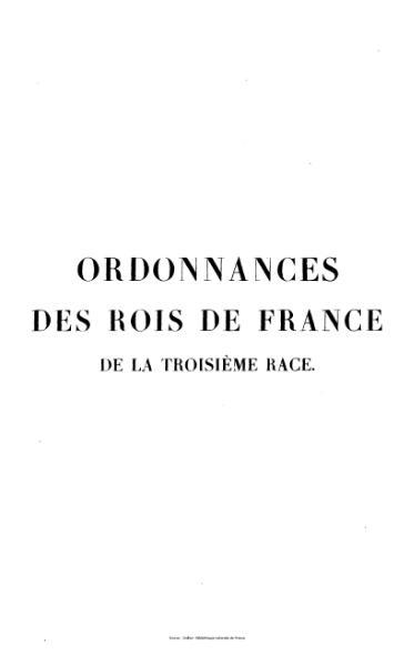 File:Pastoret - Ordonnances des rois de France de la troisième race, tome 19.djvu