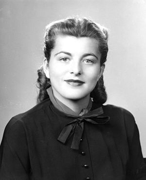 Patricia Kennedy Lawford - Patricia Kennedy Lawford, c. 1948