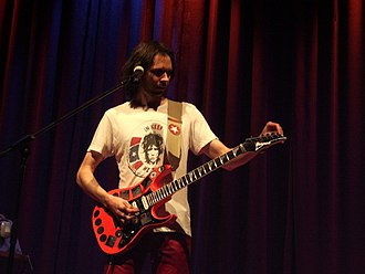 Paul Gilbert - Gilbert performing on March 2, 2007