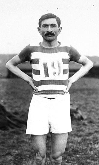 Paul Lizandier - Paul Lizandier in 1912