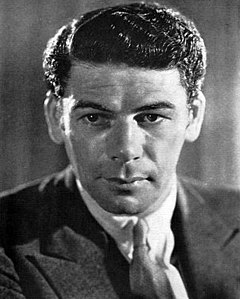Paul Muni won for his portrayal of Louis Pasteur in The Story of Louis Pasteur (1936). Paul Muni - Zola - 1936.jpg