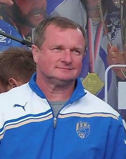 Pavel Vrba Czech soccer coach