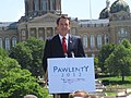Pawlenty campaign kickoff in Des Moines 013 (5752714564).jpg