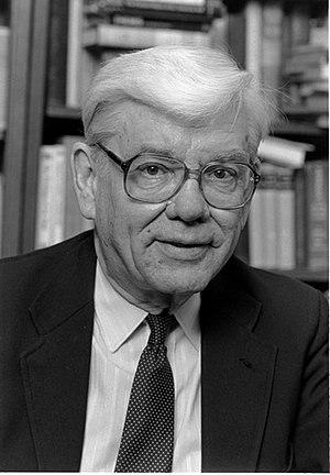 Jaroslav Pelikan. Personal photograph