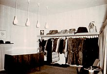Pelze Hugendick in Schwelm, Kirchstr 10 (1960)d.jpg