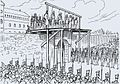 Pendaison Patriotes Montreal 1839.JPG