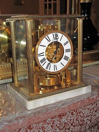 Atmos clock - Older Atmos clock