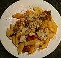 Pennoni with aubergine and chorizo.jpg